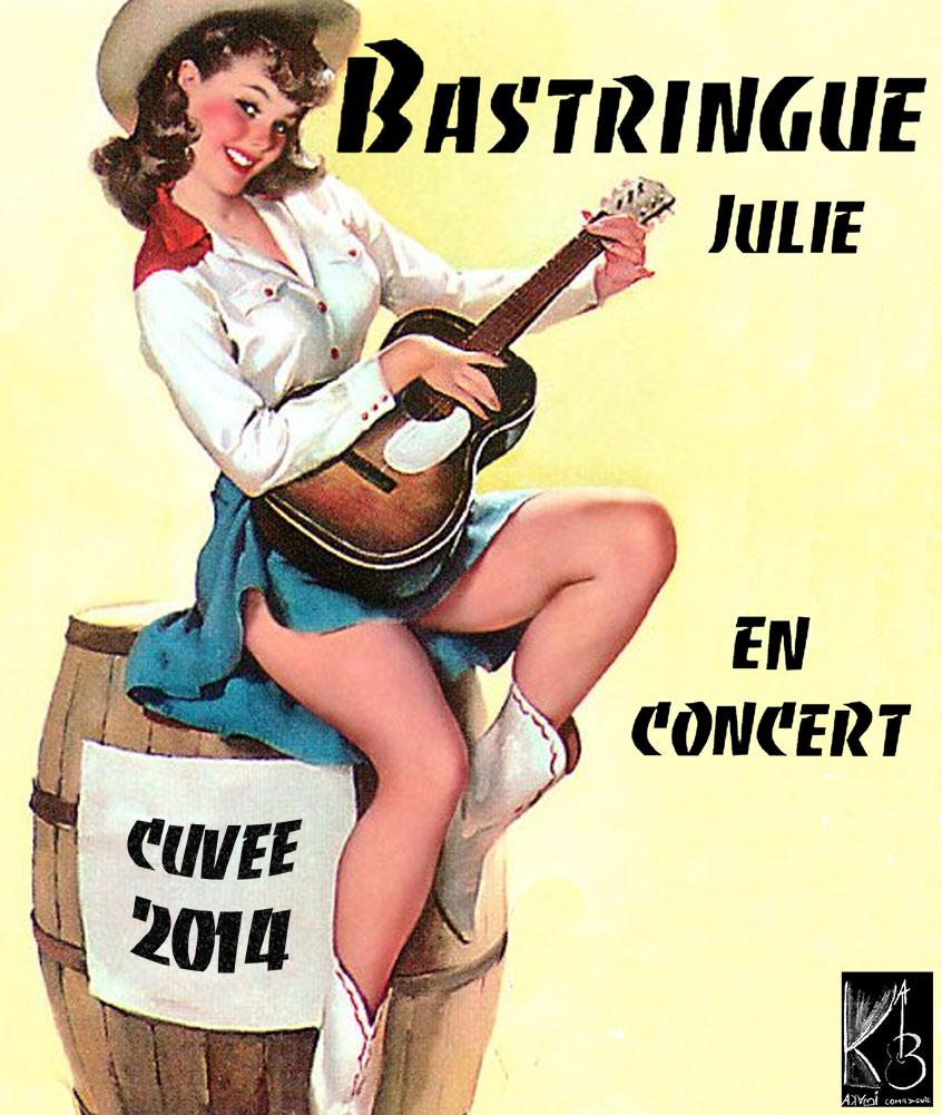 Bastringue Julie